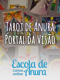 Curso Tarot de Anura e Portal da Visão