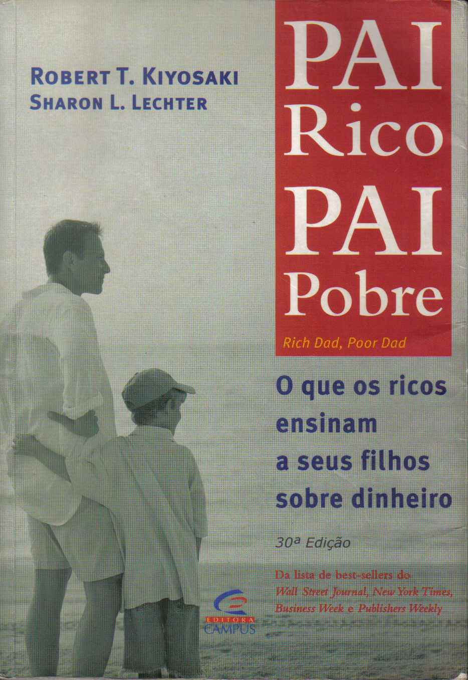 LIVRO DOWNLOAD - PAI RICO, PAI POBRE (ROBERT T. KIYOSAKI