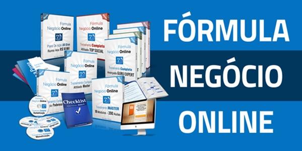 Montar Negócio Online com a Fórmula negócio online