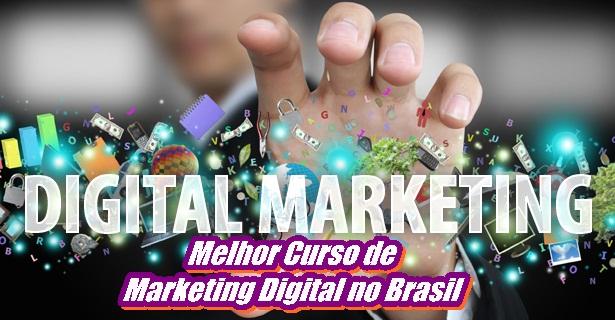 Melhor Curso de Marketing Digital no Brasil  (Aprovado)
