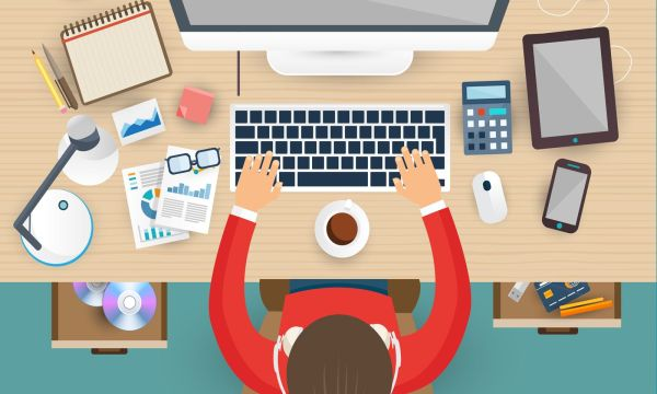 Trabalho na internet para ganhar dinheiro