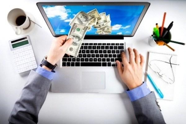 Ganhar dinheiro na internet tem como
