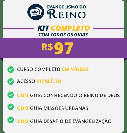 Kit Completo - Com Todos os Guias