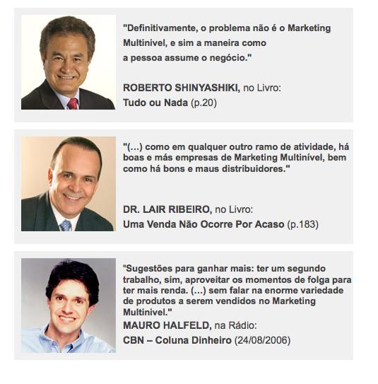 marketing multinível experts