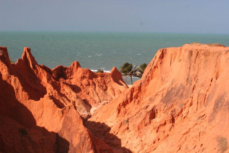 Praia de Morro Branco (Beberibe)