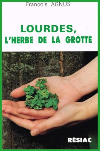 Lourdes - herbe de la grotte