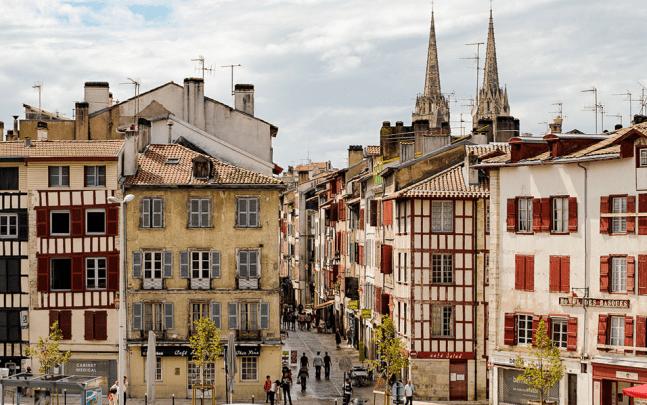Le Livre d'Or - Bayonne-vieilles rues