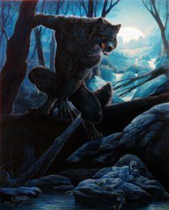 Le loup-garou de Noël