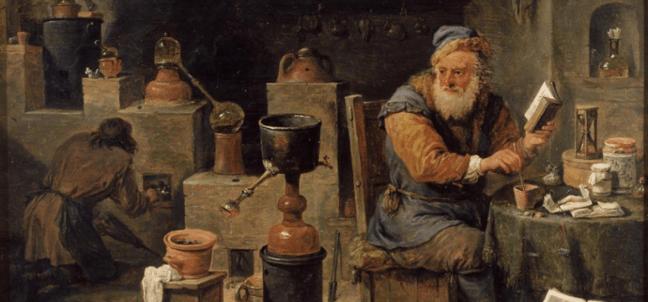 L'achimiste - Joseph du Chesne