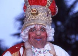 Mardi Gras - Sent Pançard
