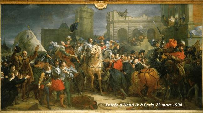 Entrée_Henri_IV et guerres de religion