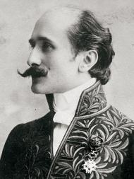 Edmond Rostand, l'auteur du personnage Cyrano de Bergerac