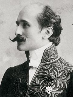 Edmond Rostand, auteur de Cyrano