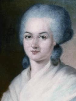 Olympe de Gouges prône l'entrée des femmes dans la Révolution
