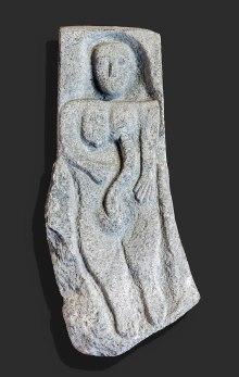 La Femme au serpent trouvée à Oô (Musée des Augustins de Toulouse), évocation du mythe de Pyrène.