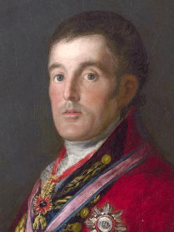 Le Marquis de Wellington, par Francisco Goya