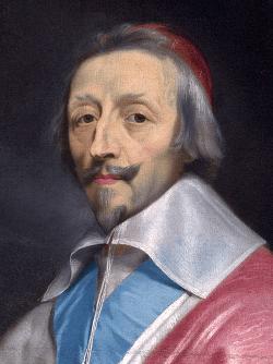 Le duc d'Epernon adversaire politique du Cardinal de Richelieu