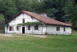 La maison du meunier - Ecomusée de Marquèze