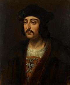 Étienne de Vignolles, dit La Hire, compagnon de Jeanne d'Arc