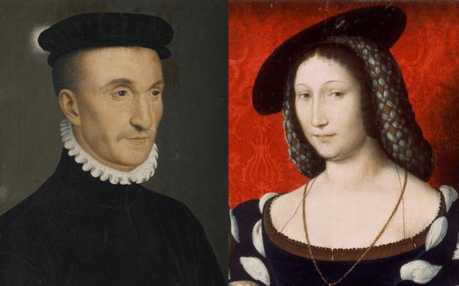 Henri et Marguerite