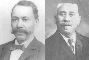 Deux présidents haïtiens d'origine gasconne