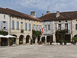 Bastide de Labastide d'Armagnac