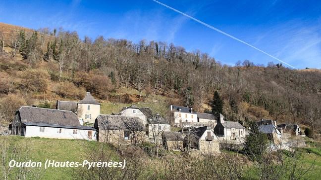 Village d'Ourdon (Hautes-Pyrénées)