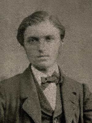Louis Lartet, fils de Edouard Lartet