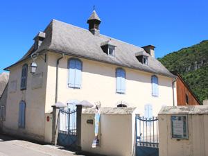Maison natale de Dominique Larrey à Beaudéan