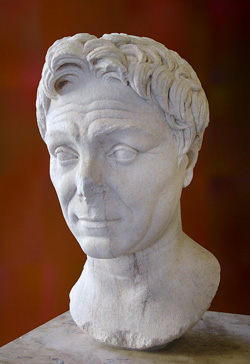 Pompée le Grand (106 av. JC- 48av. JC) fondateur de Lugdunum Convenarum