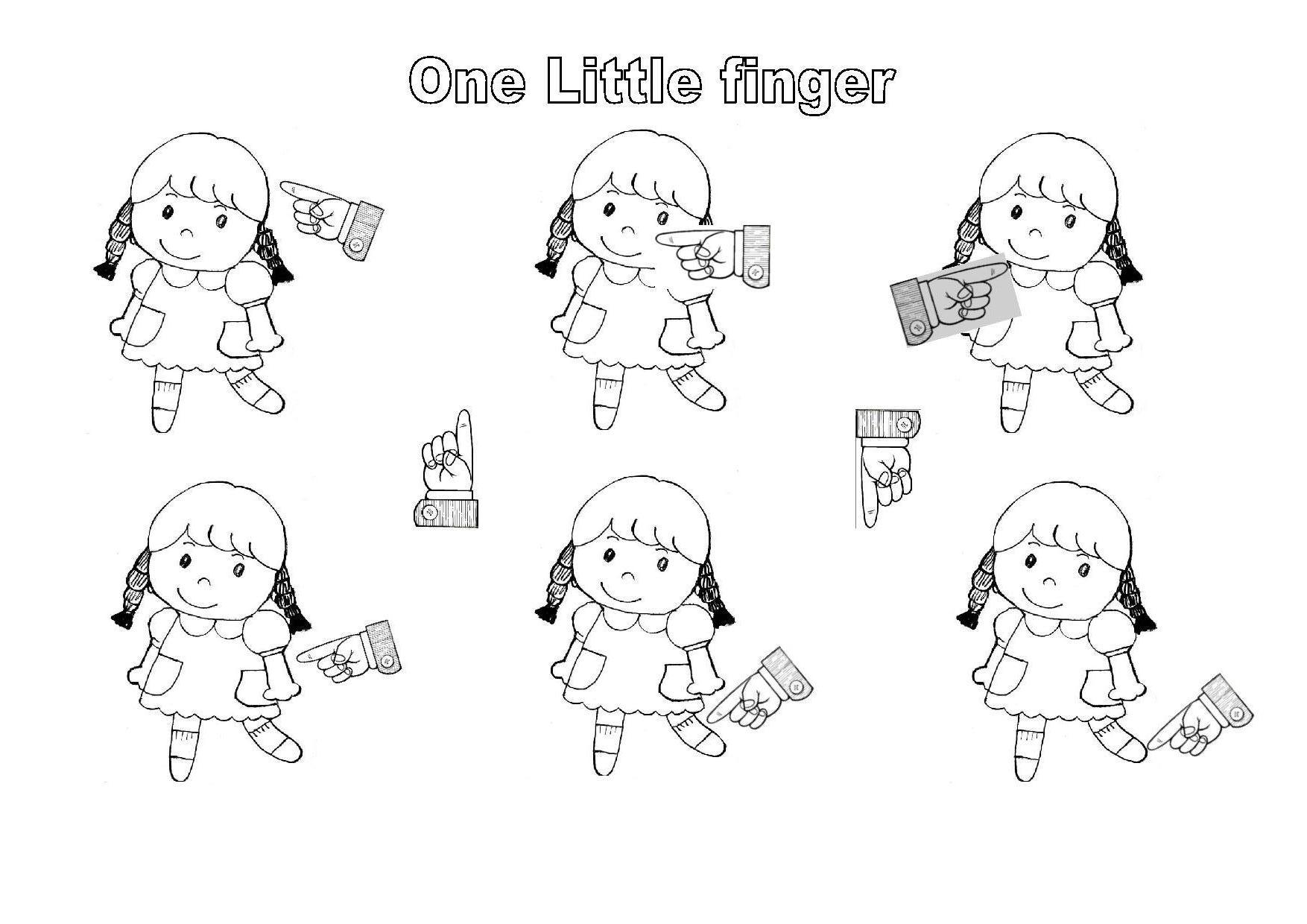 One Little Finger