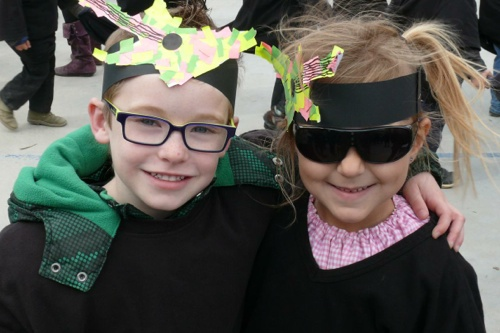 Carnaval-2014-Escola Miquel Utrillo Sitges