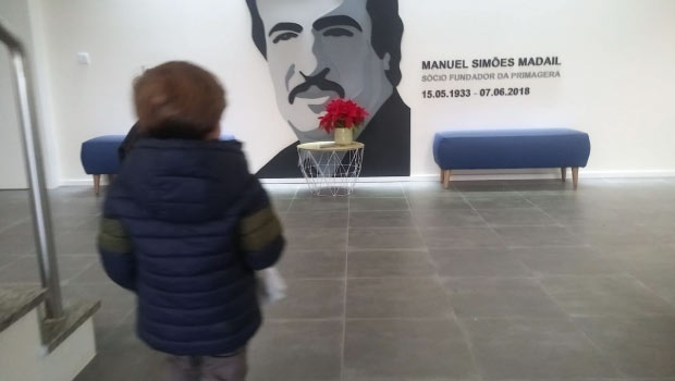 Primagera - Visita Escola Pequeno Cidadão