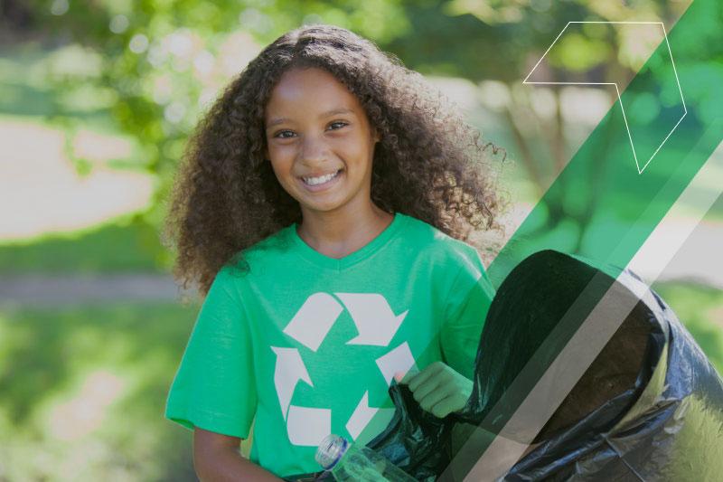 Sustentabilidade: a escola começa com o exemplo