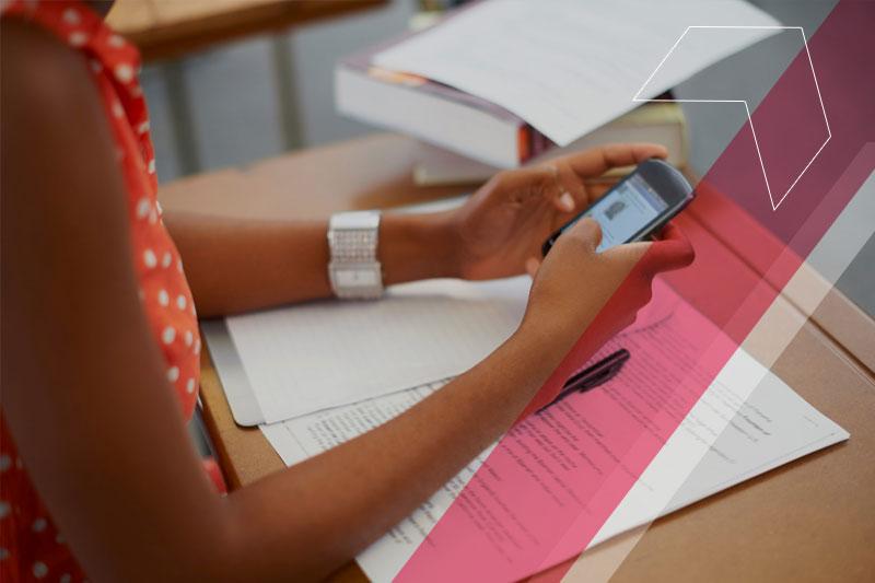 Trocar a agenda por um app escolar: veja 5 vantagens para essa mudança.