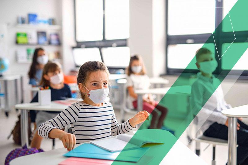Qual o posicionamento dos sindicatos sobre as medidas necessárias para a retomada das aulas presenciais?