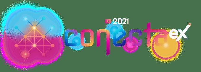 Logo do evento conecta escolas exponenciais 2021