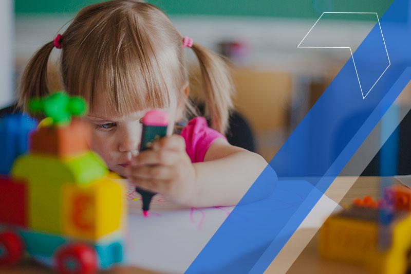 Sala de aula infantil: saiba como organizar!