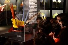 Visita ao Museu de Arte Indígena (MAI) - Arte plumária – Museu de Arte Indígena – Curitiba/PR