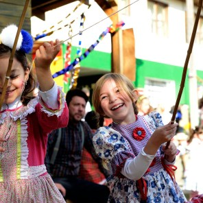 O brincar pelo brincar marcou a Festa Julina de 2017