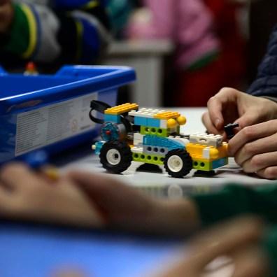 Robótica Lego - Profº Thiago