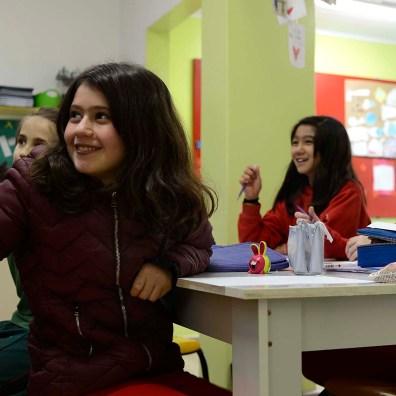 Sala de aula, 4º ano