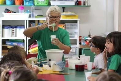 Professora Solange Jankowski Palmeiro (Xuxa), Grupo II - Escola Terra Firme 2019 - Foto Luiz Geremias