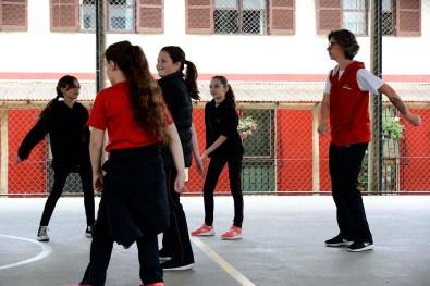 Escola Terra Firme - Educação Física, 6° Ano 2019 - Foto Gilson Camargo