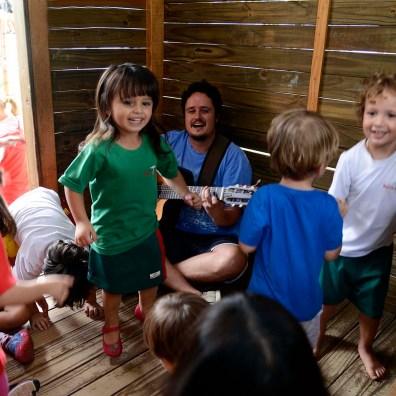 Musicalização - Professor Cauê Menandro