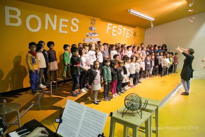 Concert de Nadal_Escola l'Univers7