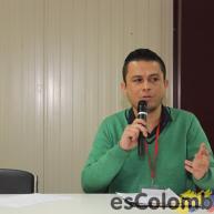 Clausura de la Jornada Óscar Contreras