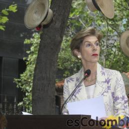 Embajadora Carolina Barco Isakson