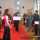 Inaugurado Colegio Mayor colombiano en Madrid 13
