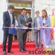 Inaugurado Colegio Mayor colombiano en Madrid 3